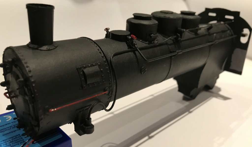 Modelik Tkt2 (T14.1) Lokomotive gebaut von chrisburton Boiler10