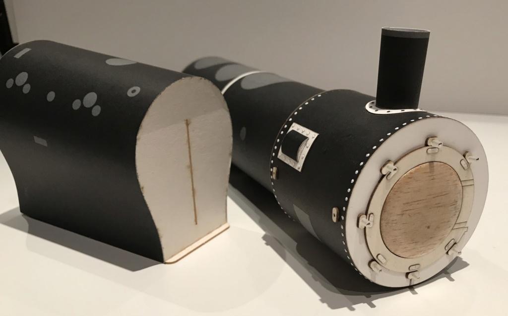 Tkt2 von Modelik in 1:25 gebaut von Chris Burton Boiler11