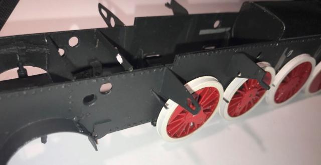Modelik Tkt2 (T14.1) Lokomotive gebaut von chrisburton Chassi10