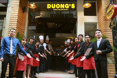 Duong's Restaurant - The number one stopover destination for diners Duong110