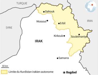 Conférence de Bagdad pour l'autonomie du Kurdistan irakien  Ebabaa10