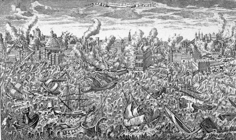 Le tremblement de terre de Lisbonne, 1755. 1755_l10
