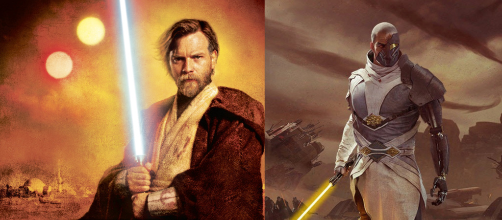 SS - Obi-Wan Kenobi (DC77) vs Arcann (IG) Kenobi10