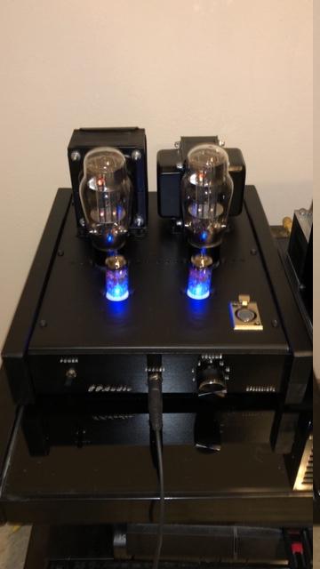 Amplificatore valvolare per cuffie 13121311