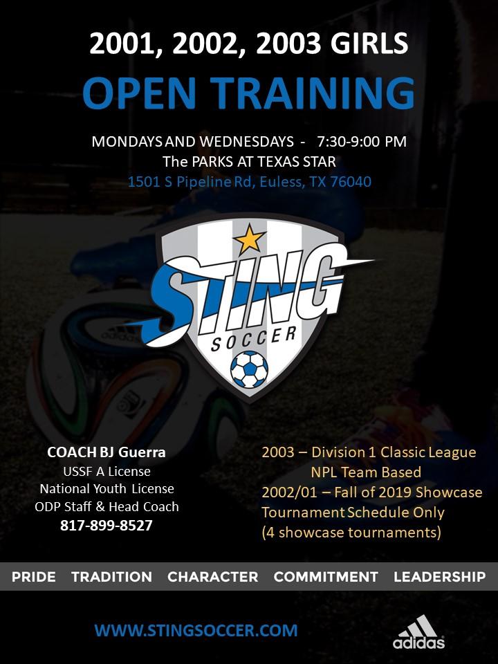Sting 01/02/03 Open Training Sting_14