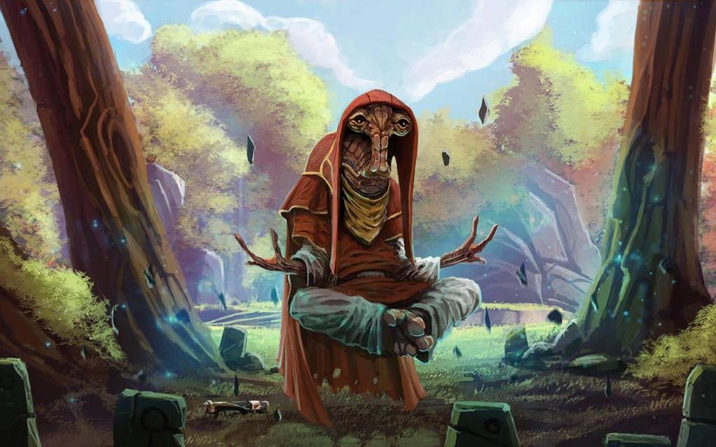 *Culture* Planète Jedi [Tython] Tython10