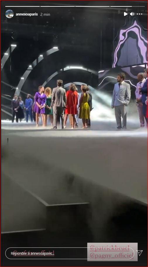 INDISCRÉTION & ENREGISTREMENT TV : Le spectacle à eux lieu du 14 au 17 janvier 2021 (sans public) - Page 11 Captu156