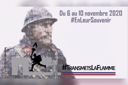 Opération #TransmetsLaFlamme 11nov110