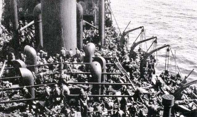Juin 1940 Les autres évacuations : Cycle et Ariel 1280px10