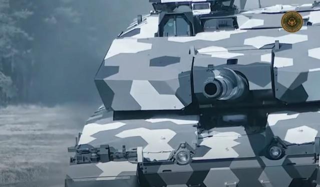 Un nouveau char. Français, Allemand, Franco-Allemand ? 13010