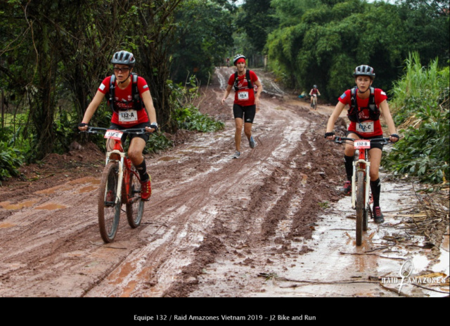 ENTRAIDE PARA / Raid Amazones au Vietnam 132_a10