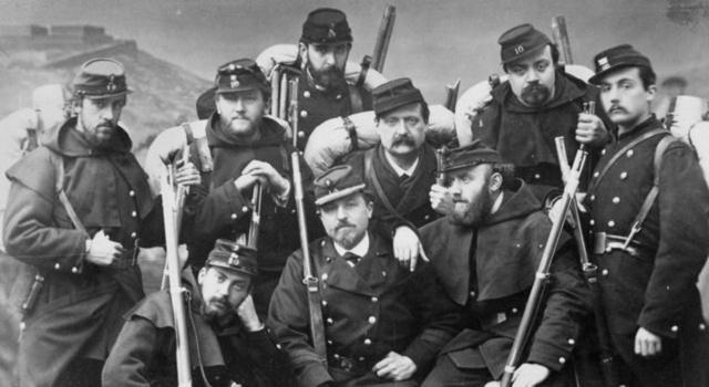 Exposition : Guerre de 1870 187010
