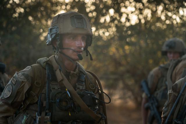 Une journée presque ordinaire au Mali…  212