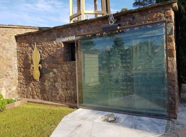 Mémorial 2ème REP 2rep210