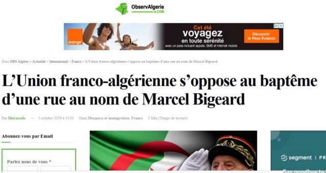 Bigeard à Dreux, le 18 octobre 2019 Acte310