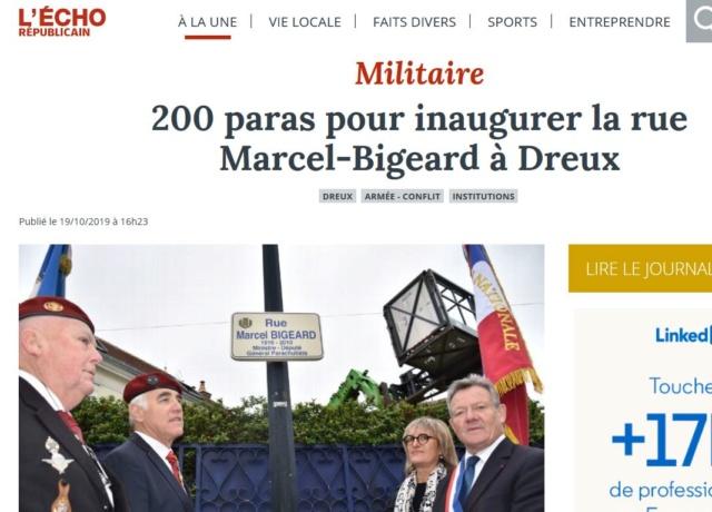 Bigeard à Dreux, le 18 octobre 2019 Acte_410