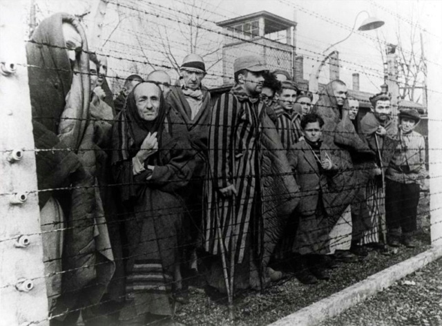 Ce jour-là 27 janvier 1945 Auschw10