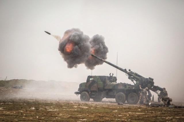 OPEX: l'armée française engagée dans des missions de plus en plus violentes ? Caesar10