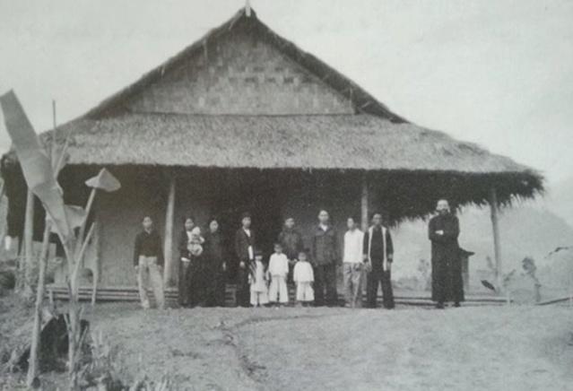 Les aumôniers de Dien Bien Phu Chapel10