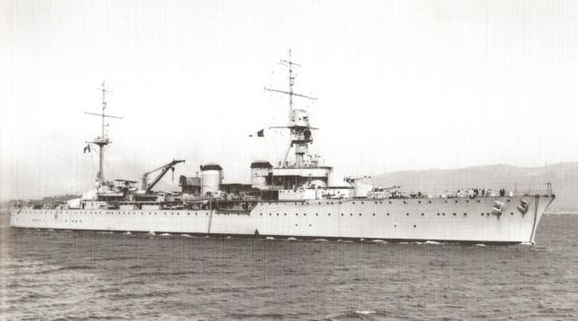Victoire navale française en 1941 Croise10