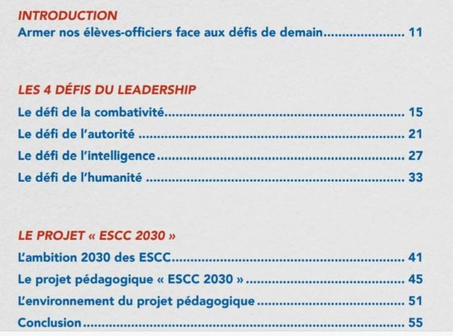 Ecoles de Saint Cyr Coëtquidan : projet « ESCC - 2030 » Cyr010