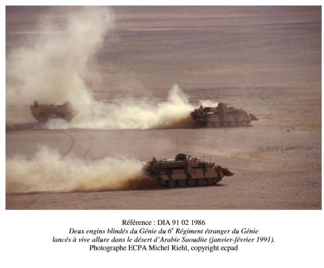 DAGUET Guerre du Golfe Dag10