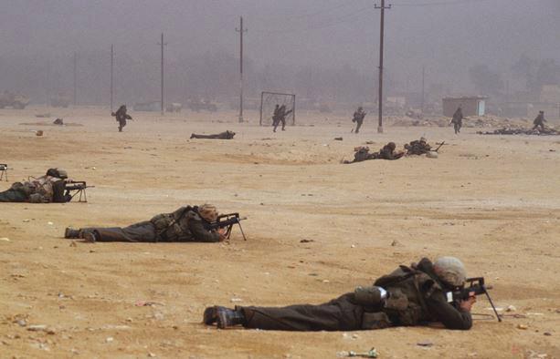 DAGUET Guerre du Golfe Daguet10