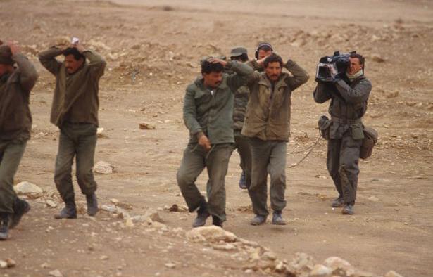 DAGUET Guerre du Golfe Daguet11