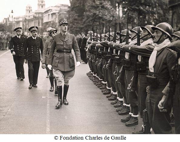 A propos du 18 juin 1940 et des Français Libres De_gau11