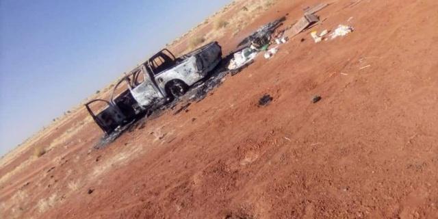 Barkhane : Sahel, élimination d'un chef islamiste Emiiqh10