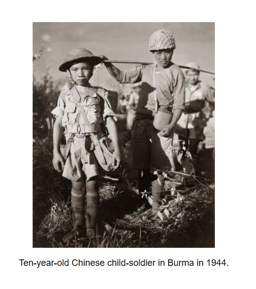 Photos : Enfants soldats... Enfant11