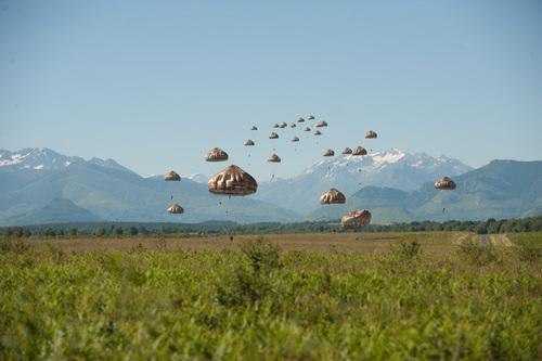 Parachute du combattant Epc-ap10