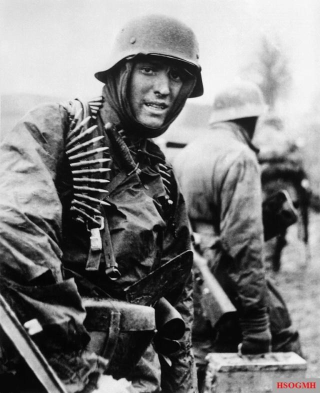 16 décembre 1944 La contre offensive des Ardennes German10