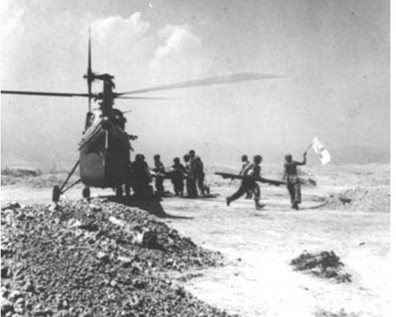 Premières EVASAN premiers pilotes H610