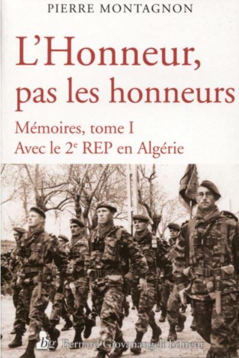 Livre : L'honneur, pas les honneurs… Honneu10