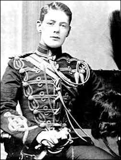 Sir Winston Leonard Spencer Churchill Hussar10