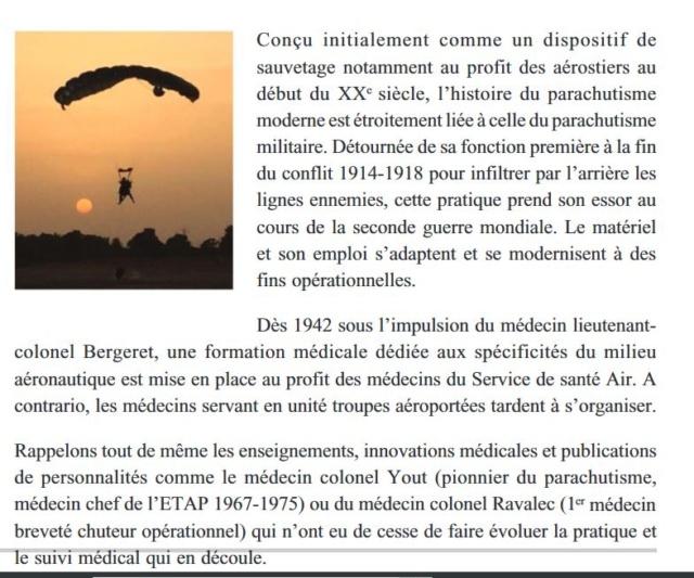 Médecine et parachutisme dans les Armées Introd10