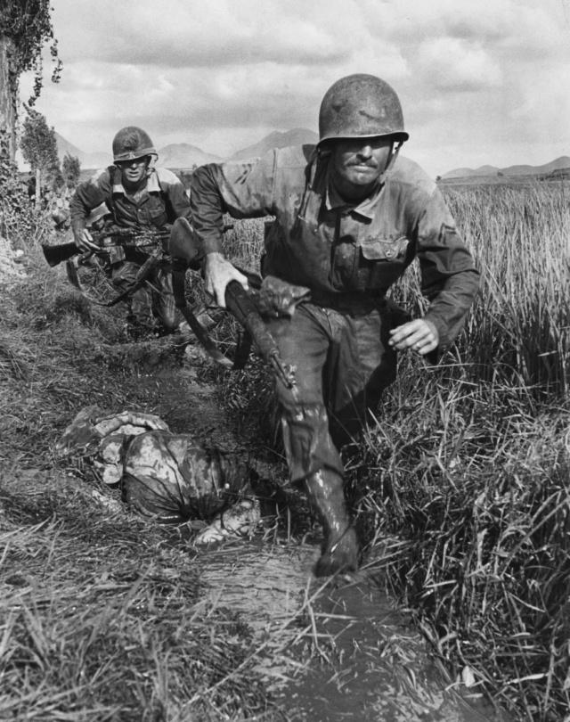 La guerre de Corée, 1950-1953 Koreaw10