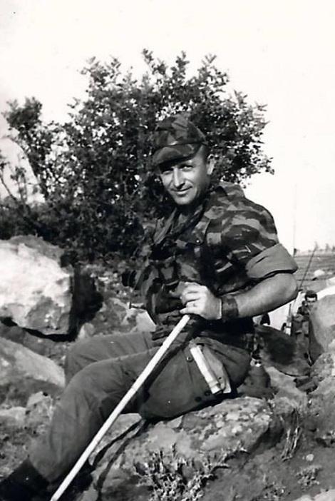 Chef de bataillon Gildas Lebeurier Lebeur10