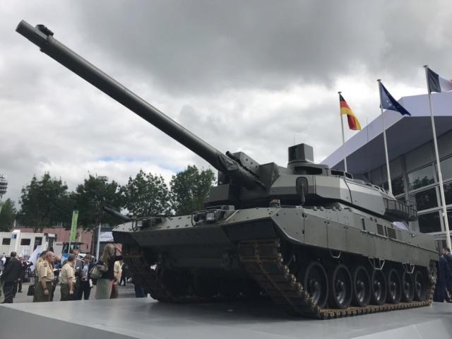 Un nouveau char. Français, Allemand, Franco-Allemand ? Leopar10