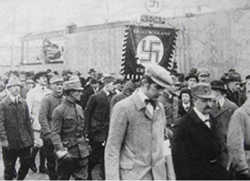 11 janvier 1923 : Les Français occupent la Ruhr Munich10