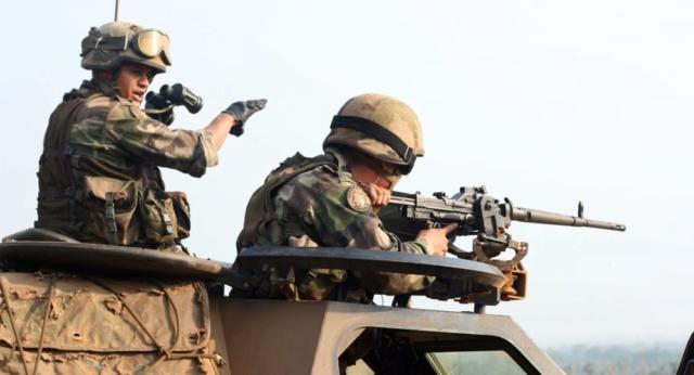 OPEX: l'armée française engagée dans des missions de plus en plus violentes ? Opex10