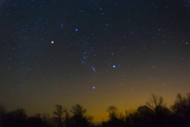 Le saviez-vous ? Nouvelles du ciel. Orion110