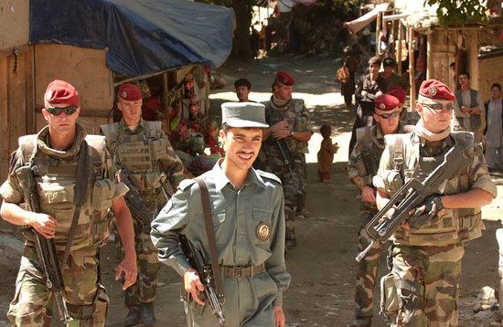 Uzbin, l'embuscade qui a tout changé pour l'Armée française Patrou10