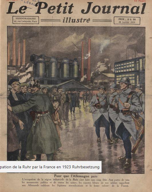 11 janvier 1923 : Les Français occupent la Ruhr Petit_10