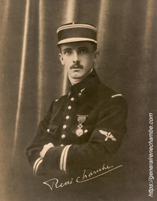 Général René Chambe  Renecc11