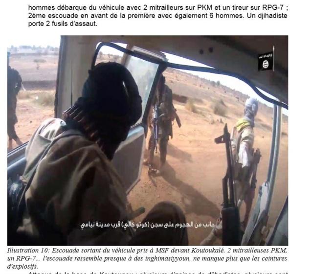 L'armée française, ultime rempart contre la menace jihadiste au Sahel ? S610