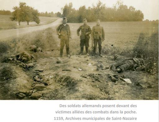 1944, La Poche de Saint Nazaire Soldat12