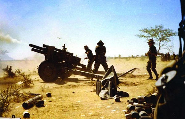 Tchad Opération Tacaud Février 1978 mai 1980 Tacaud10