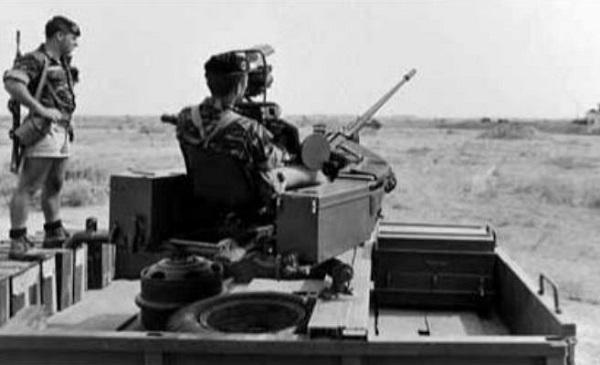 Tchad Opération Tacaud Février 1978 mai 1980 Tacaud11